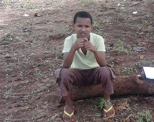 Ada, Tdh beneficiary in Burkina Faso