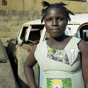 Burkina Faso - Teri Amenata, Tdh beneficiary in Burkina Faso