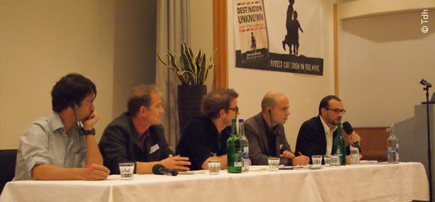 Congrès sur la Protection des jeunes migrants en Suisse et dans le monde - 4 novembre 2013, Berne.