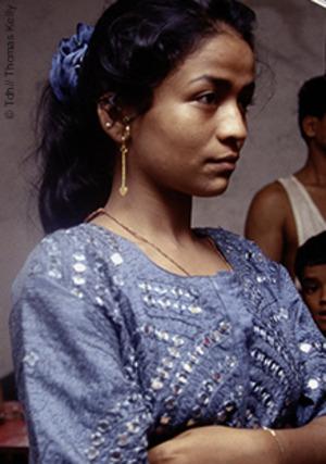 Sita Thapa, Tdh beneficiary in Nepal